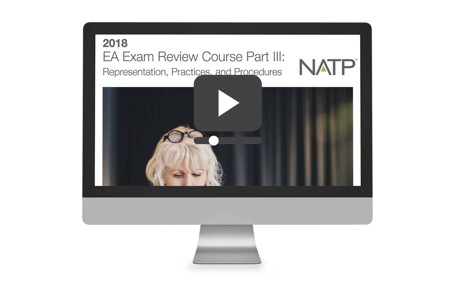 EA Exam Review Course Part III Streamed Recording (2018) - #R3805